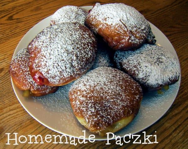 Homemade-Paczki