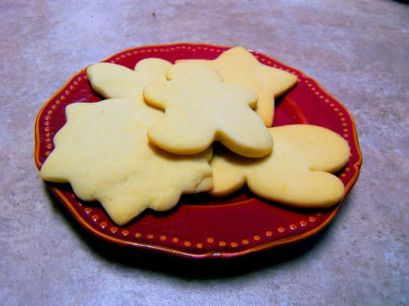 Review of Paula Deen\'s Sugar Cookies – Eat Like No One Else