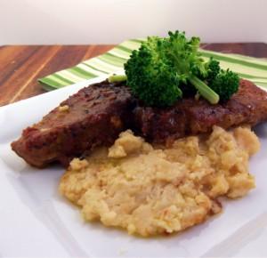 Alton Brown's Swiss Steak Recipe Review