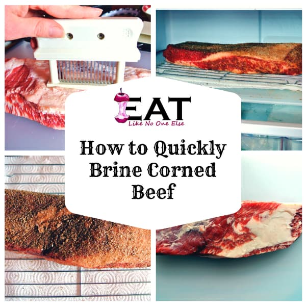 How To Cook Corned Beef Quickly