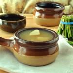 Asparagus Ends Soup