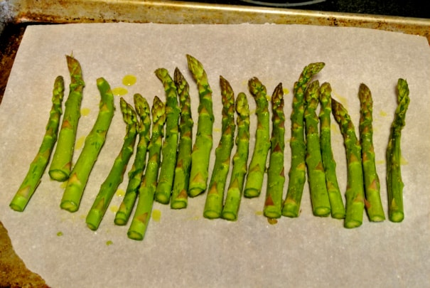 Asparagus (Ready for Roasting)