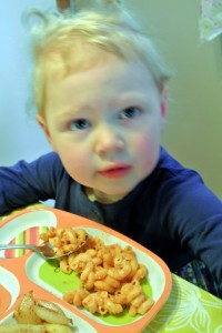 Food For Our Brood – Pink Pasta (Italian Mac n' Cheese)