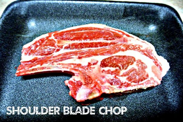 Differences in lamp shoulder chops eat like no one else lamb shoulder blade chops publicscrutiny Image collections