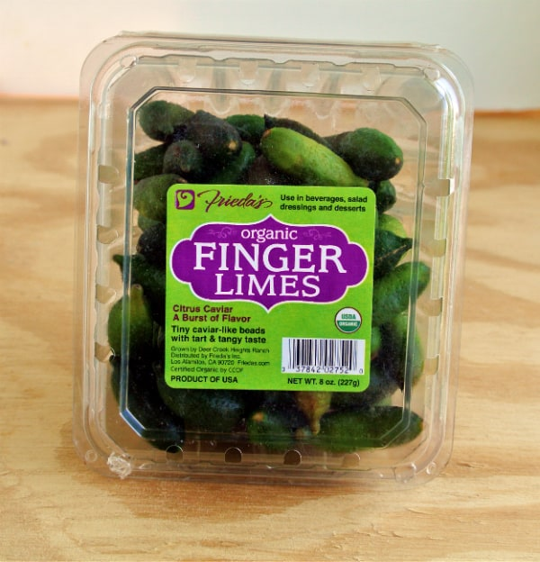Organic Finger Limes