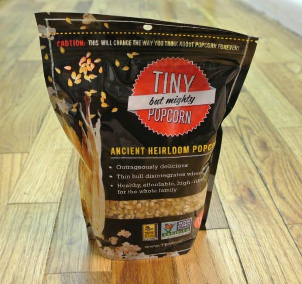 Tiny Heirloom non-GMO Popcorn