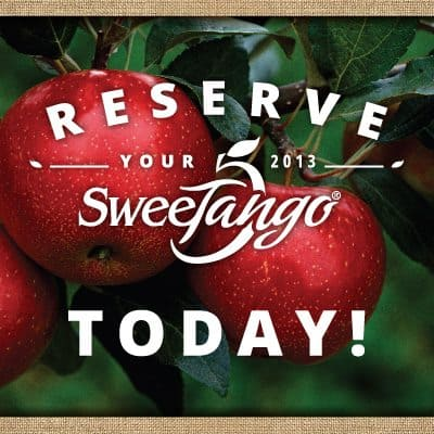 Reserve SweeTango Apples