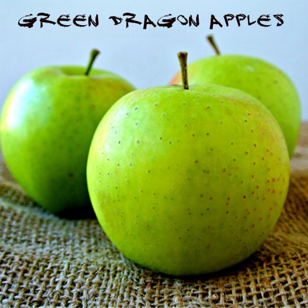 Green Dragon Apples