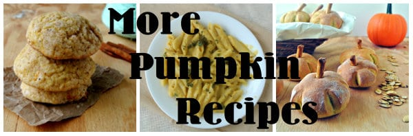 MorePumpkinRecipes