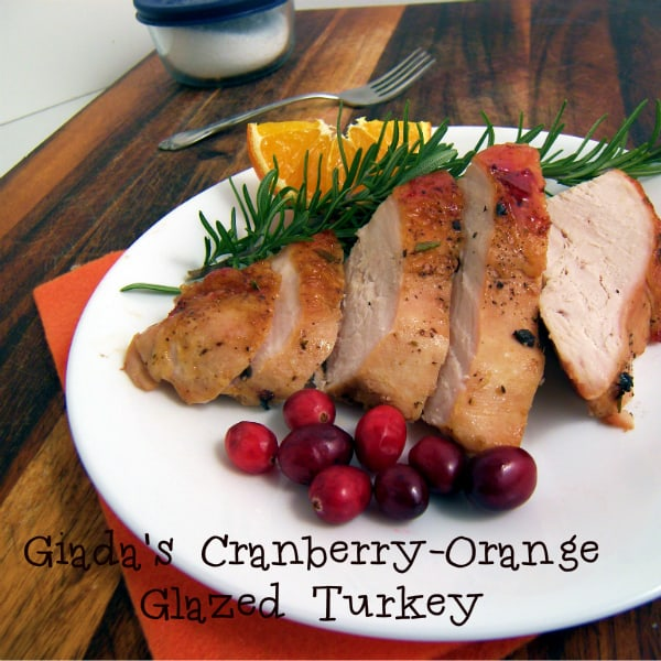 Giada's Cranberry Orange Turkey