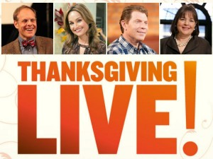 Thanksgiving Live Recap 2013