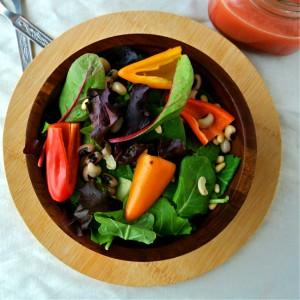 Blackeyed Pea Salad