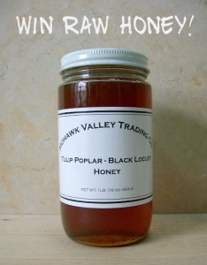 win raw honey