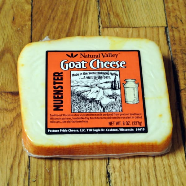 Goat Muenster Cheese