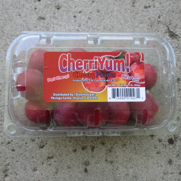 CherriYum Cherry Plums