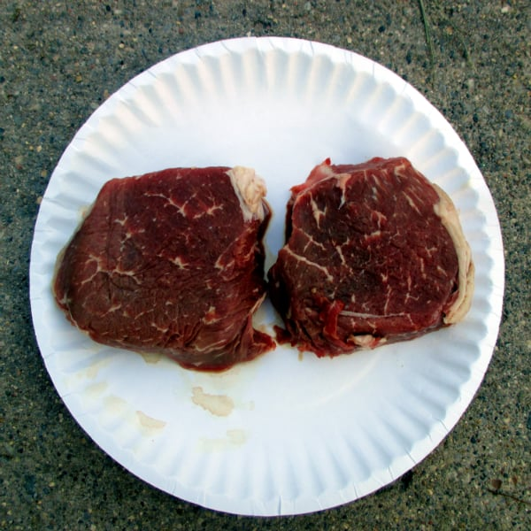 Top Sirloin Filet Steaks