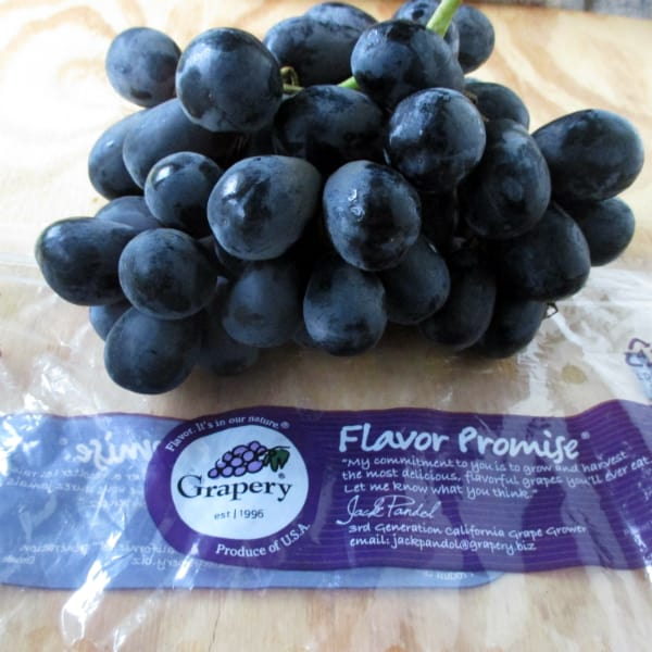 Sweet Jubliee Flavor Promise Grapes