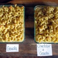 Gouda and Mix Mac Cheese