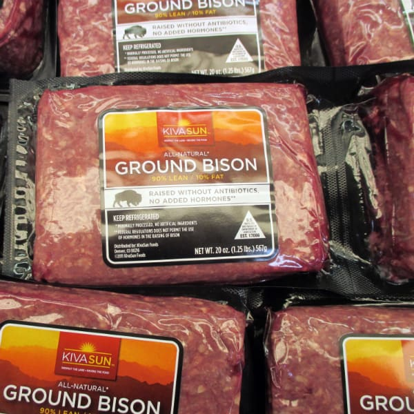 Ground Bison Costco