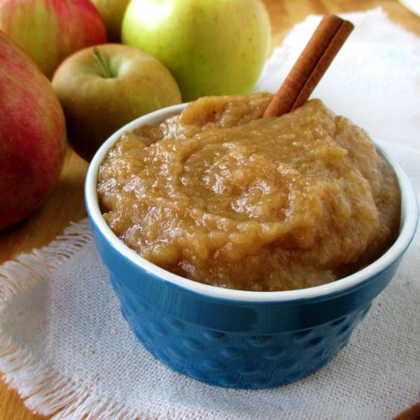 Roasted Applesauce