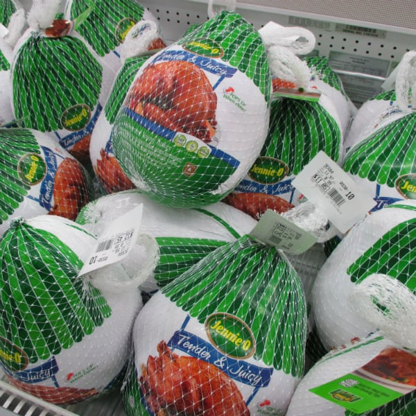 Sam's Club Turkeys 2014