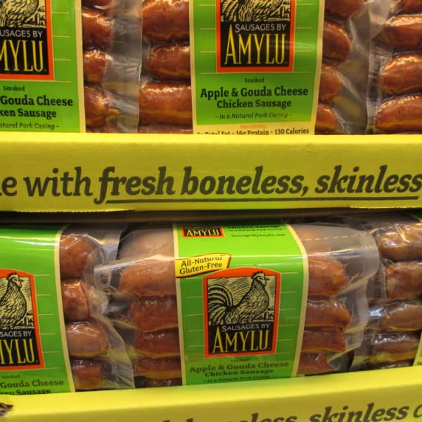 Amylu Sausage Costco