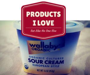Wallaby Organic Sour Cream