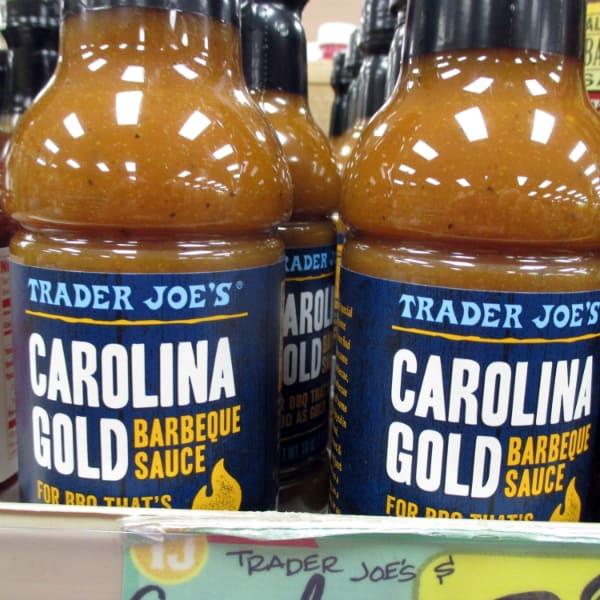TJ Carolina Gold BBQ Sauce