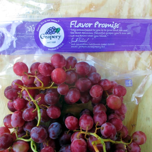 Sweet Celebration Grapes