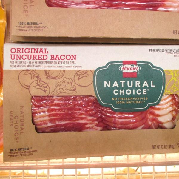 Healthiest Bacon