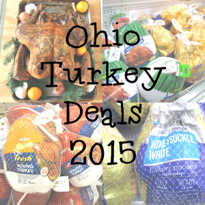 Ohio Turkey Deals 2015