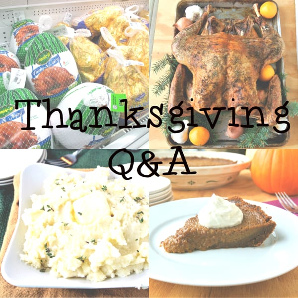 ThanksgivingQA