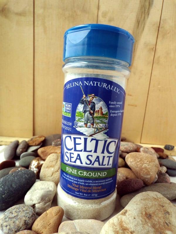 Celtic Seal Salt Fine Ground Shaker