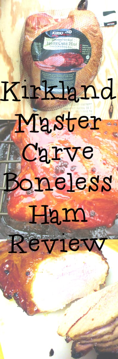Kirkland Master Carve Boneless Ham Review