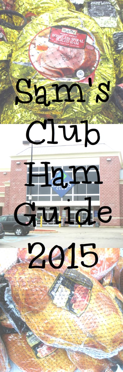Sam's Club Ham Prices 2015