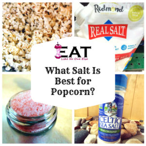 The Best Salt for Popcorn