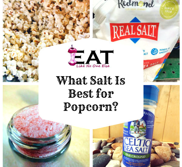 The Best Salt for Popcorn