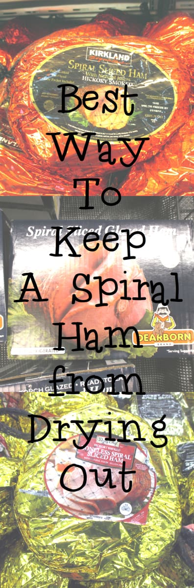 The Best Way to Keep Spiral Ham from Drying Out