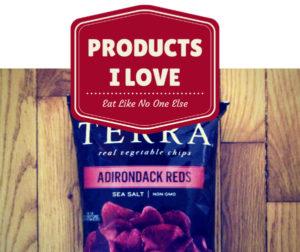 Terra Adirondack Red Potato Chips