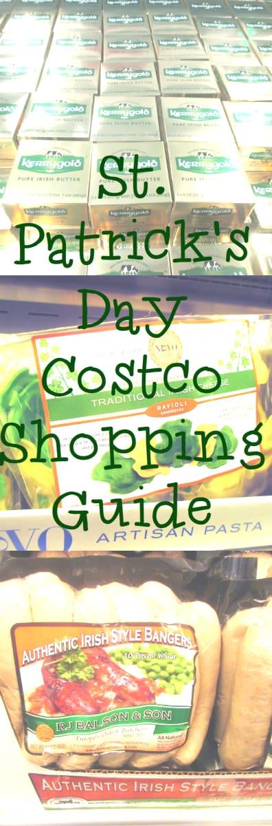 St. Patrick's Day Costco Guide