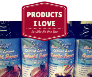 Coconut Secret Aminos Sauces Review