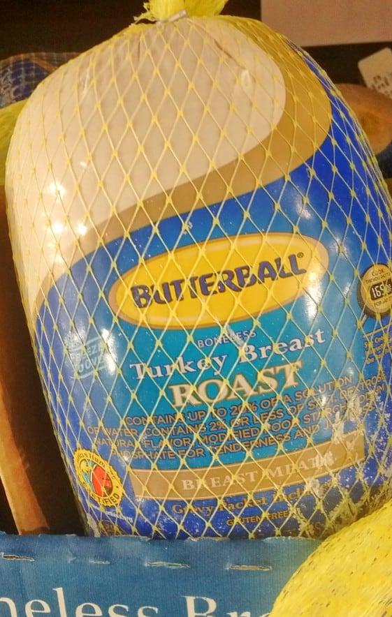 Butterball Boneless Turkey Breast Roast for
