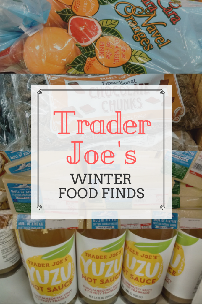 Trader Joe's Winter Food Finds