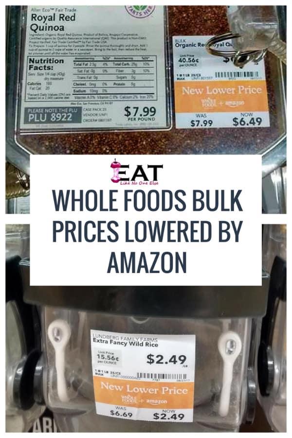 Amazon Whole Foods Price Drops