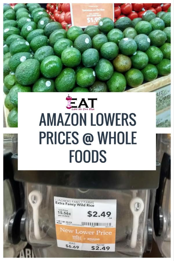 Whole Foods List Of Products Price Drop