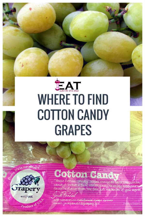 Find Cotton Candy Grapes Near Me
