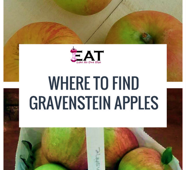 Where to Find or Pick Gravenstein Apples