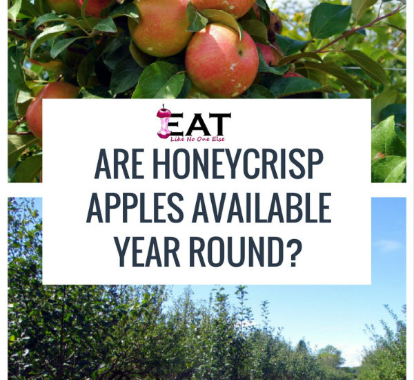 Are Honeycrisp Available Year Round