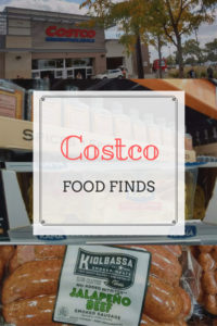Costco Food Finds for September 2017