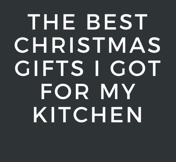 Best Christmas Gifts For My Kitchen Eat Like No One Else
